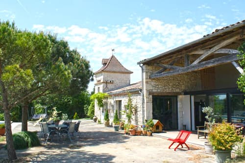 Self-catering accommodation in the Dordogne