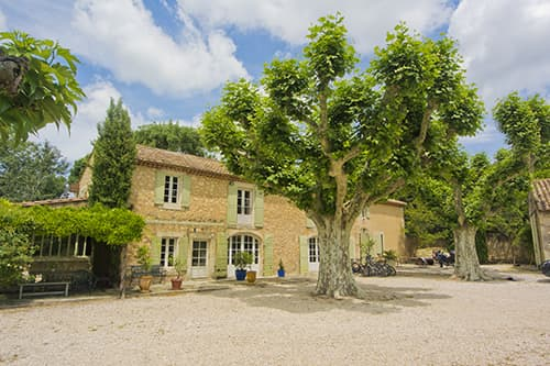 Rental home in Provence