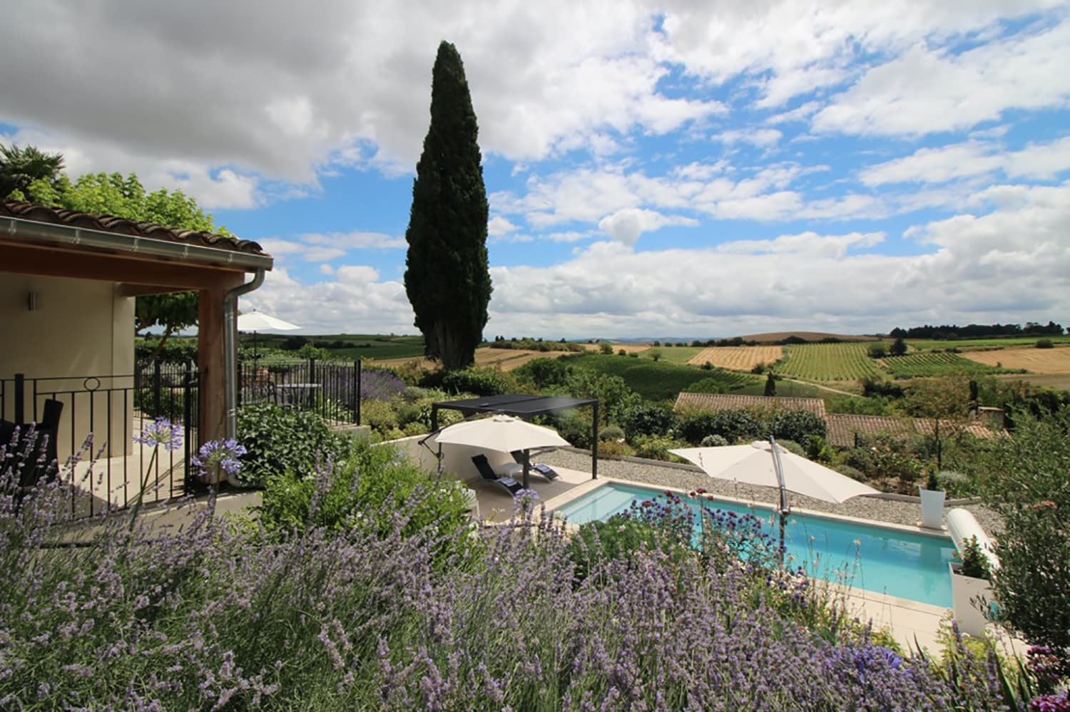 Holiday home in Montréal, Occitanie with private pool