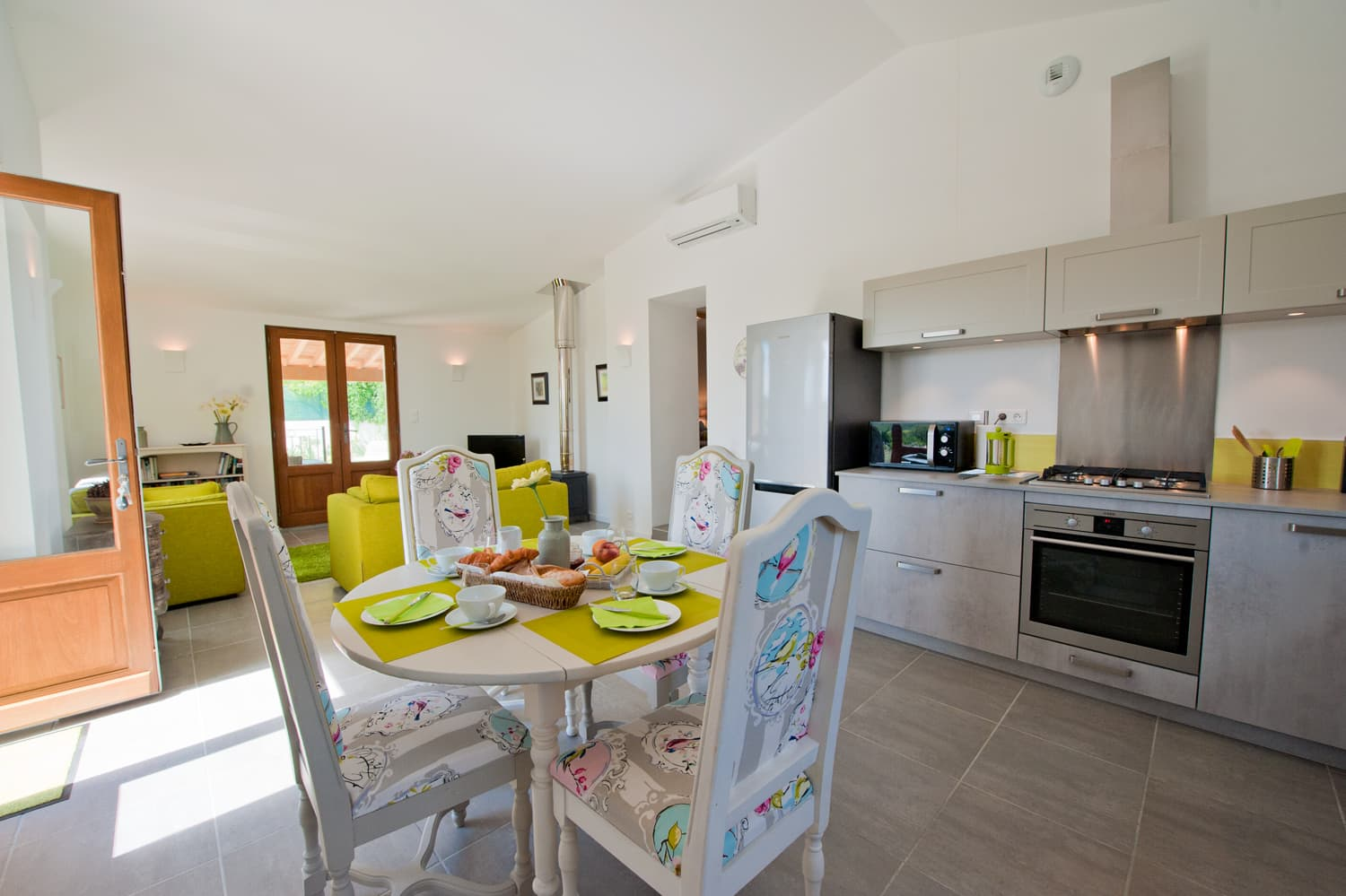 Kitchen in Occitanie holiday home
