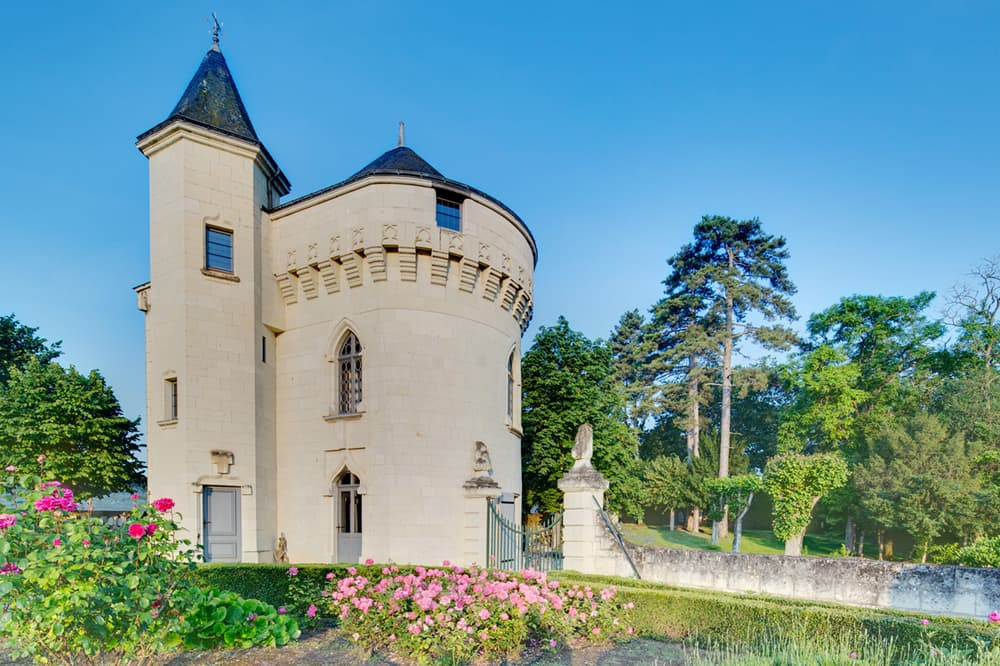 Holiday château in Loire