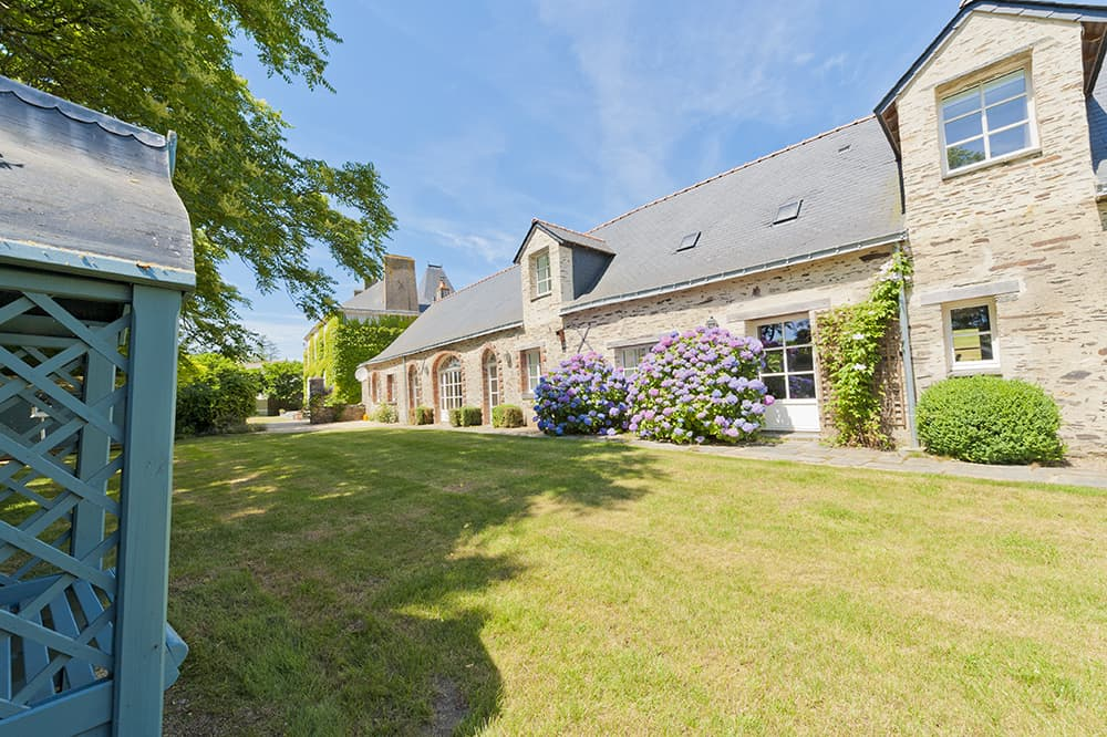 Rental home in Loire