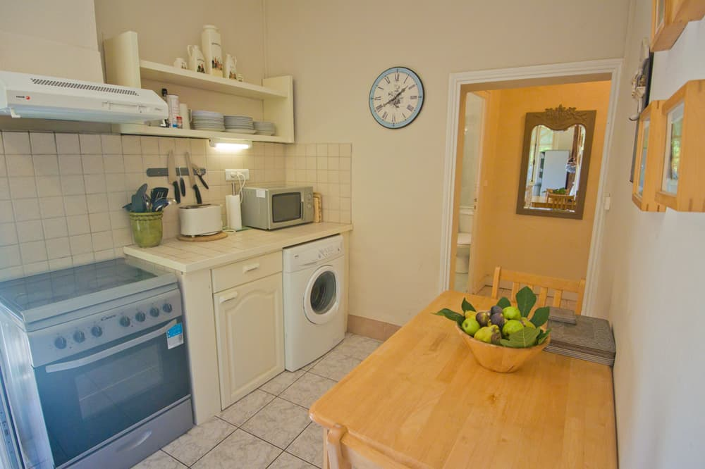 Kitchen in Lot-et-Garonne holiday home