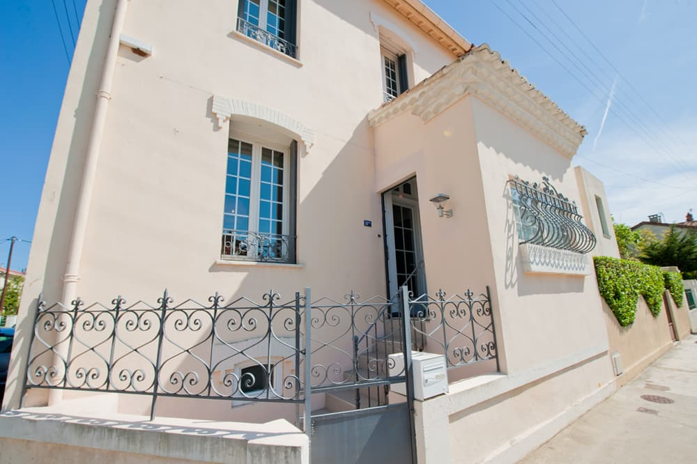 Rental home in Languedoc