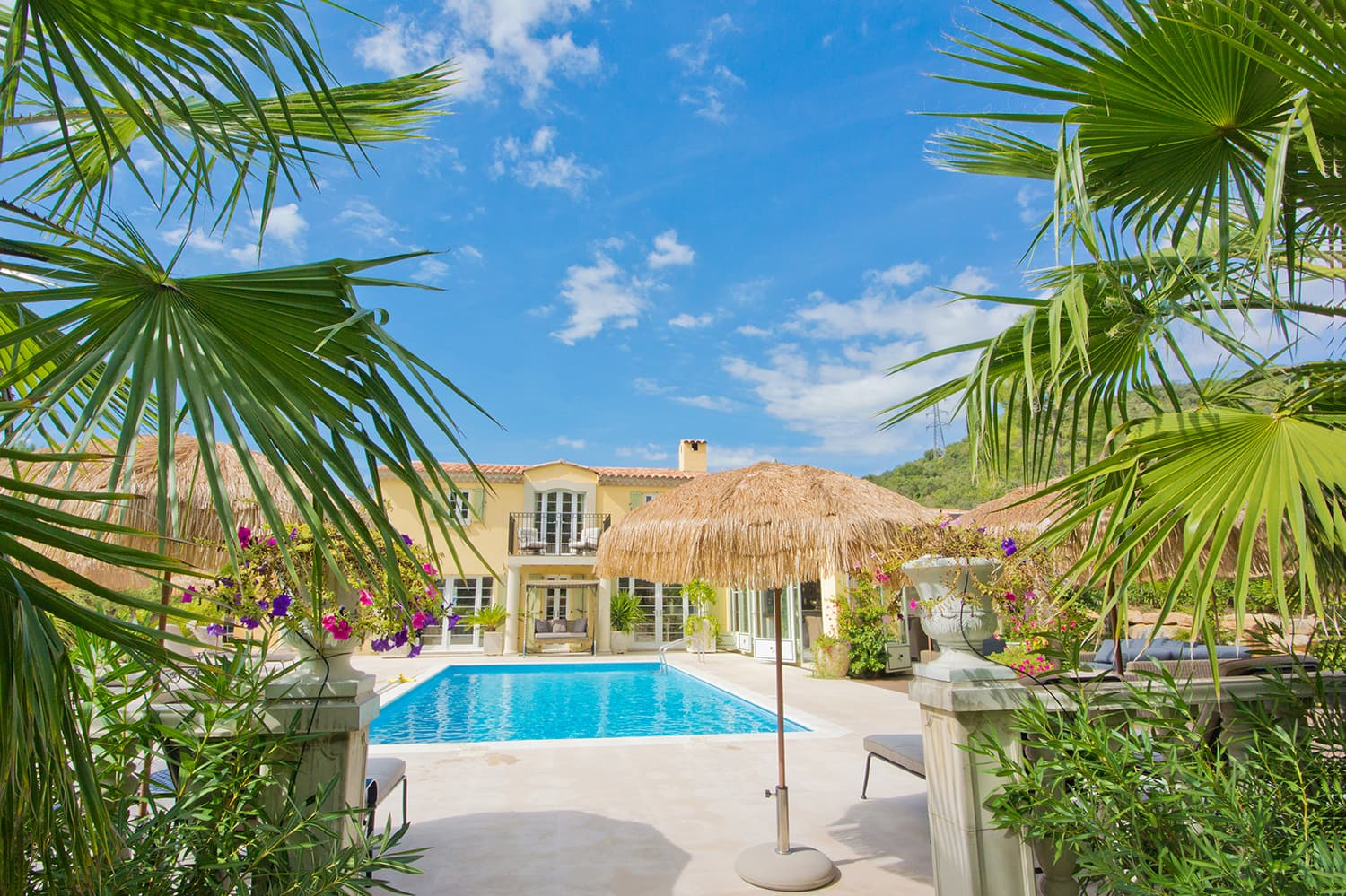 Holiday villa in Provence Côte d'Azur with private, heated pool