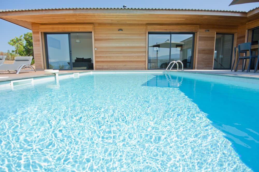 Holiday villa in Corsica with private pool