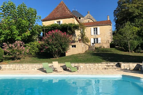 Holiday home in Dordogne with private pool