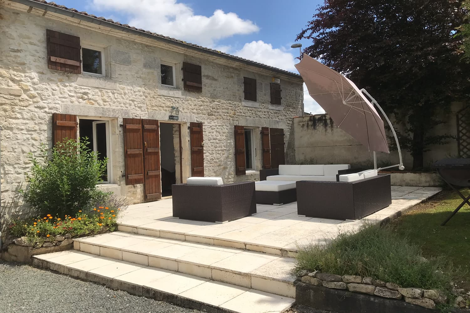 Holiday property in South West France