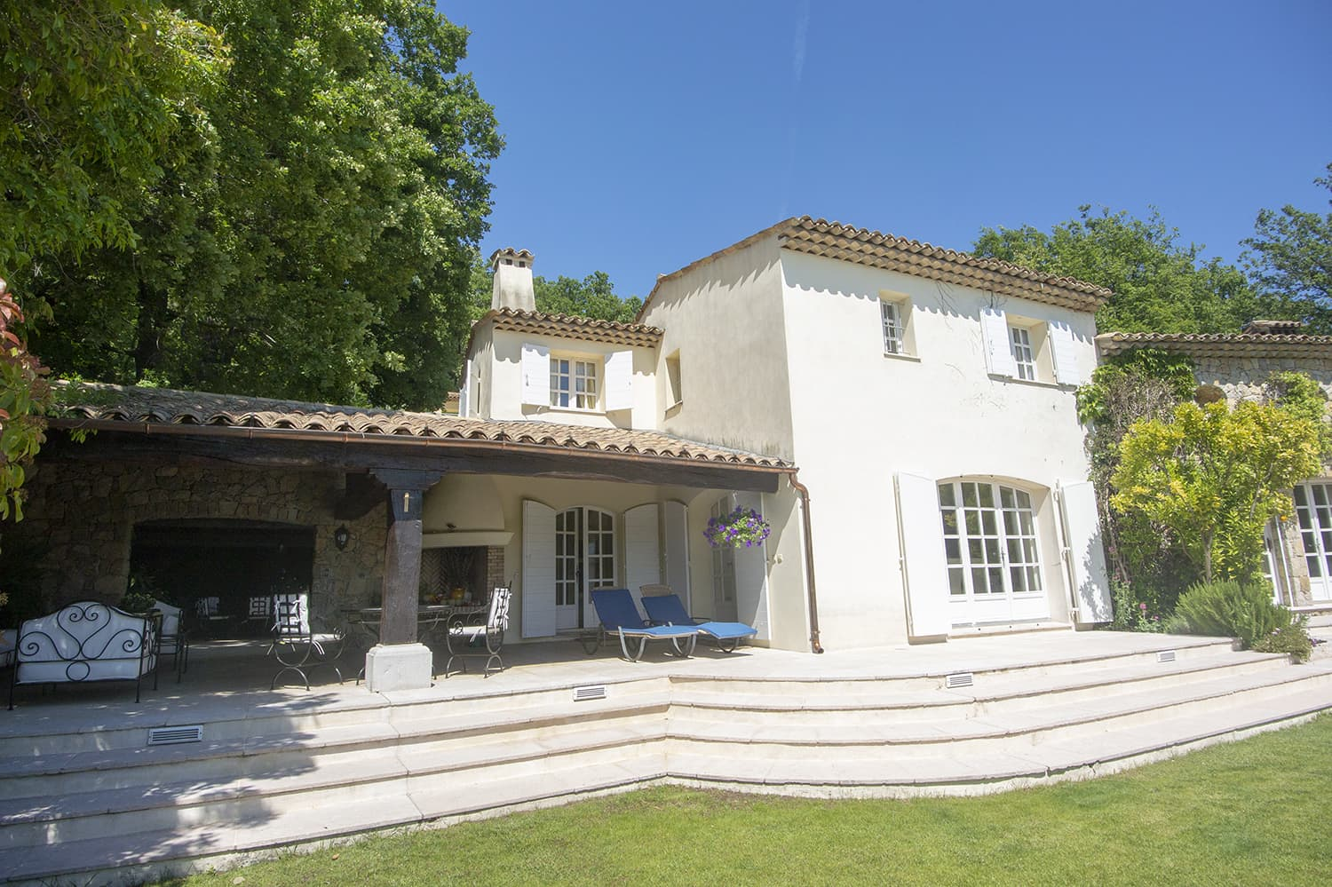 Holiday villa in Valbonne, Provence-Alpes-Côte d'Azur