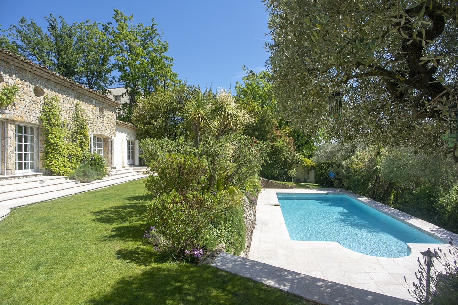 Villa with private pool in Valbonne, Provence-Alpes-Côte d'Azur