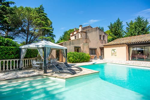 Holiday villa in Bédarieux, Occitanie with private pool