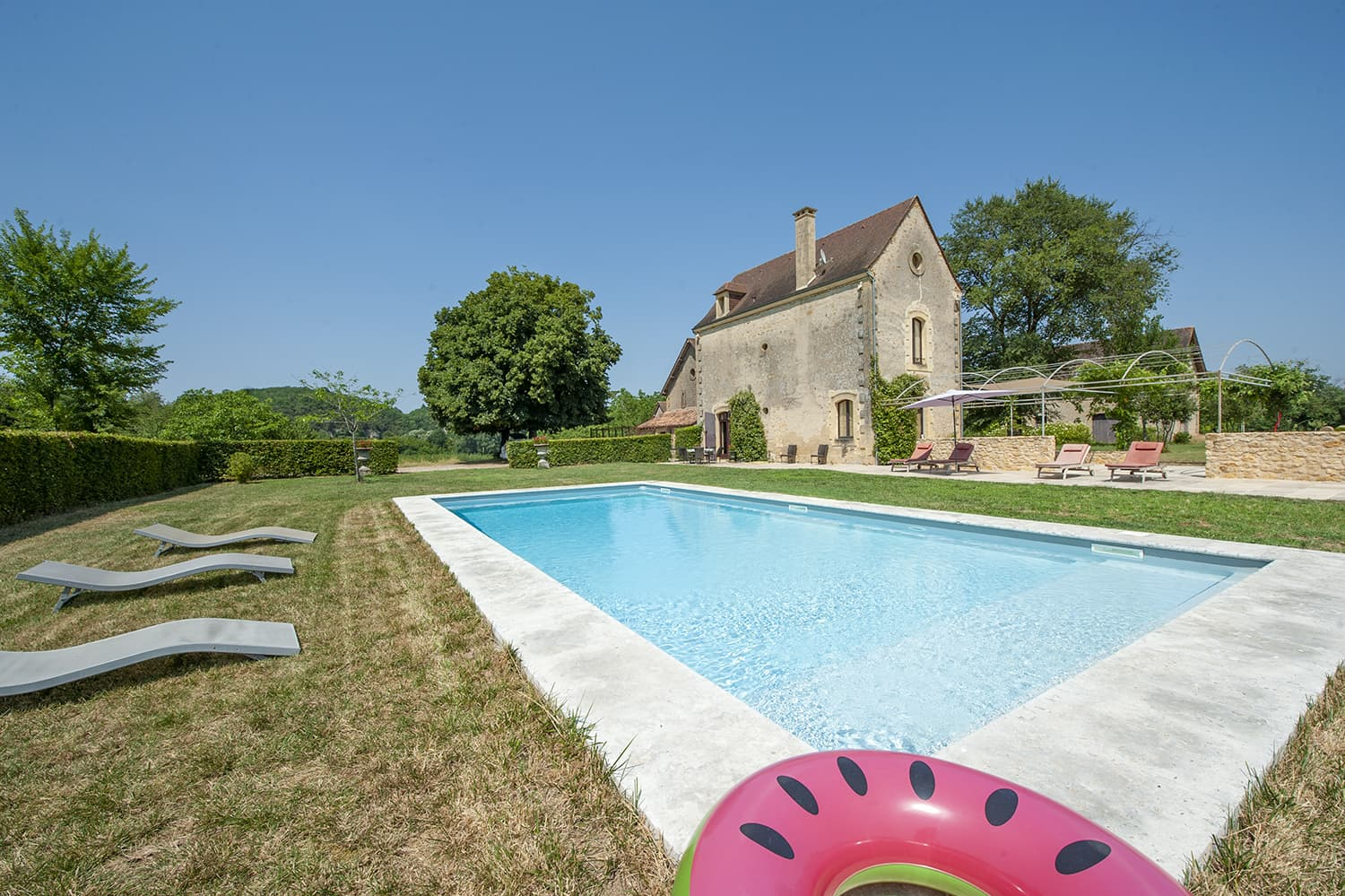 Holiday home near Domme with private pool