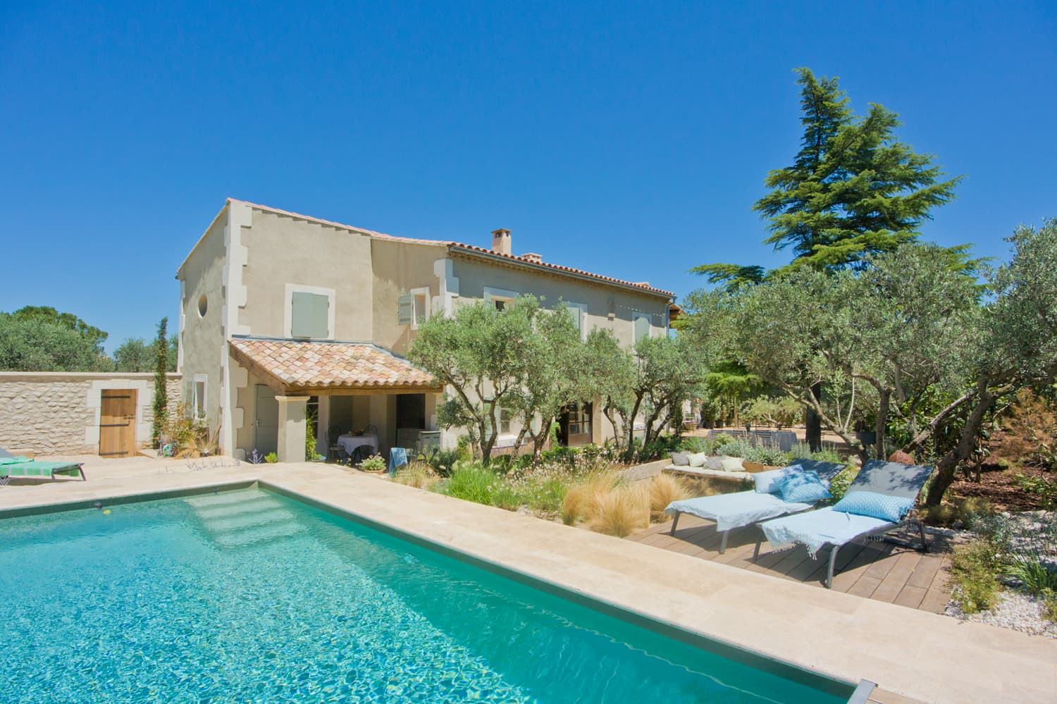 Provence-Alpes-Côte d'Azur holiday villa with private, heated pool