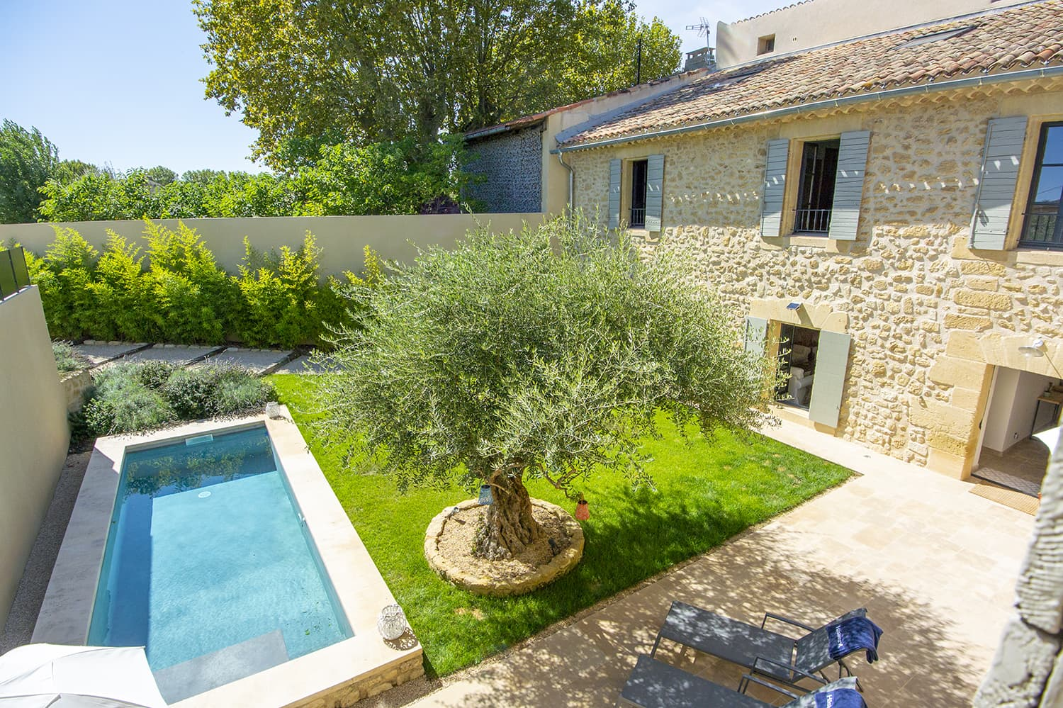 Provence-Alpes-Côte d'Azur holiday home with private pool