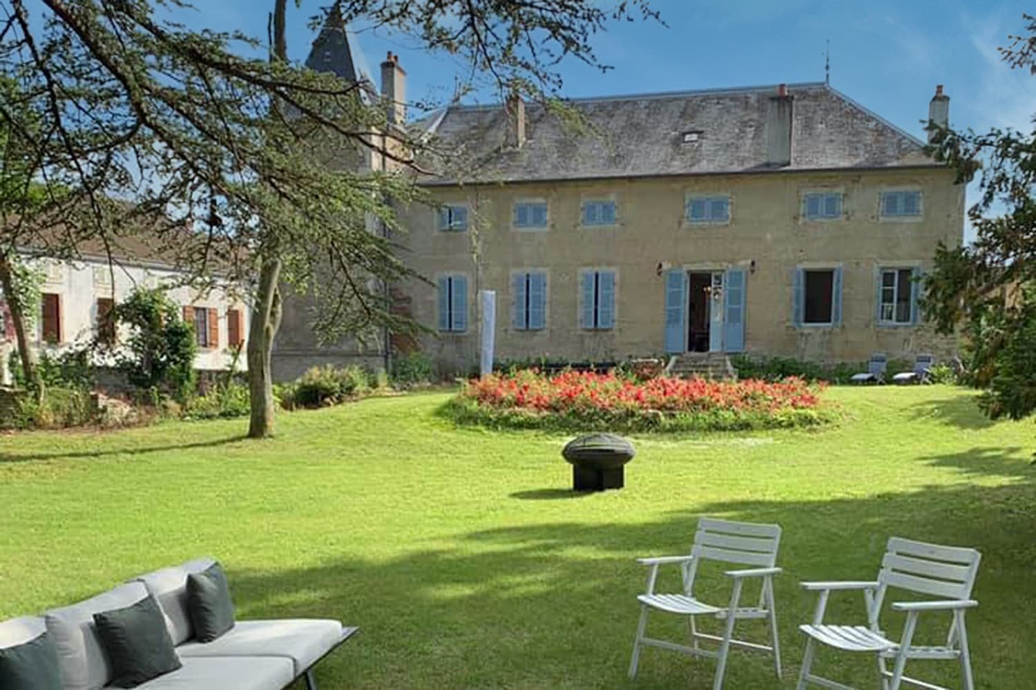 Self-catering accommodation in Bourgogne-Franche-Comté