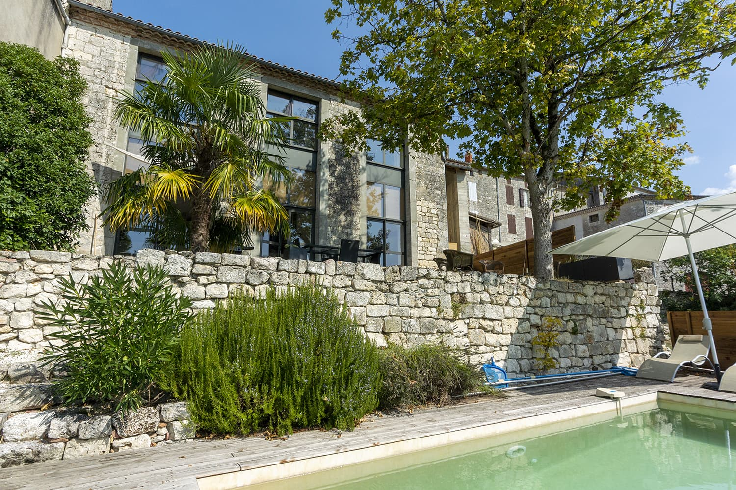 Holiday home in Beauville with private pool