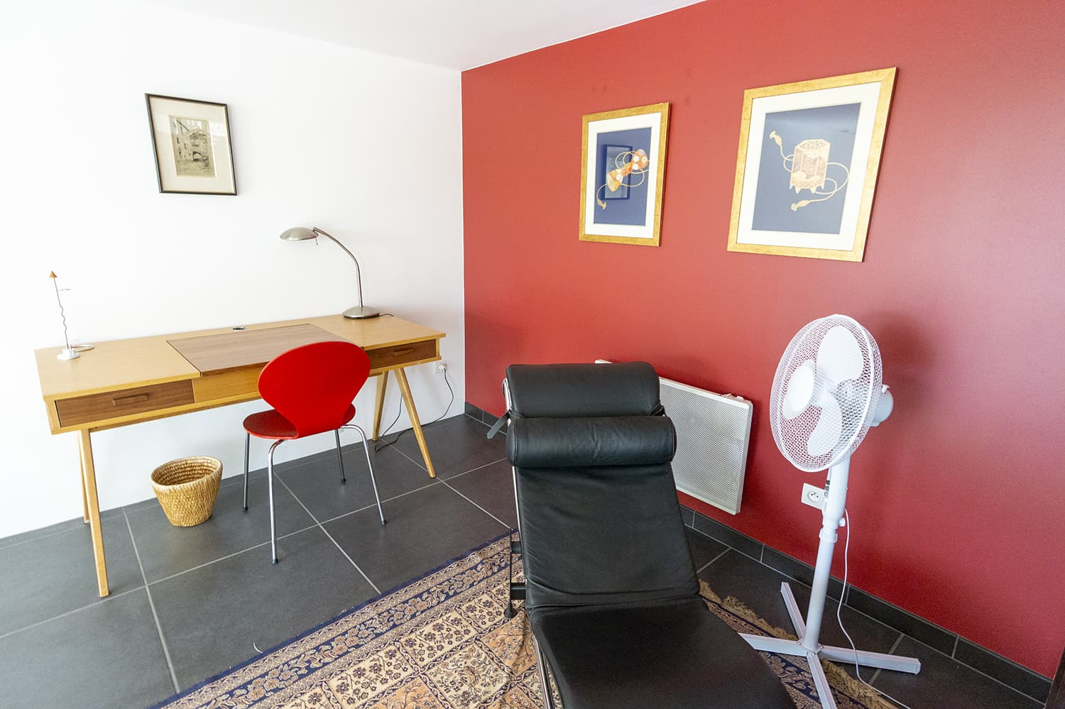 Office in Beauville holiday home