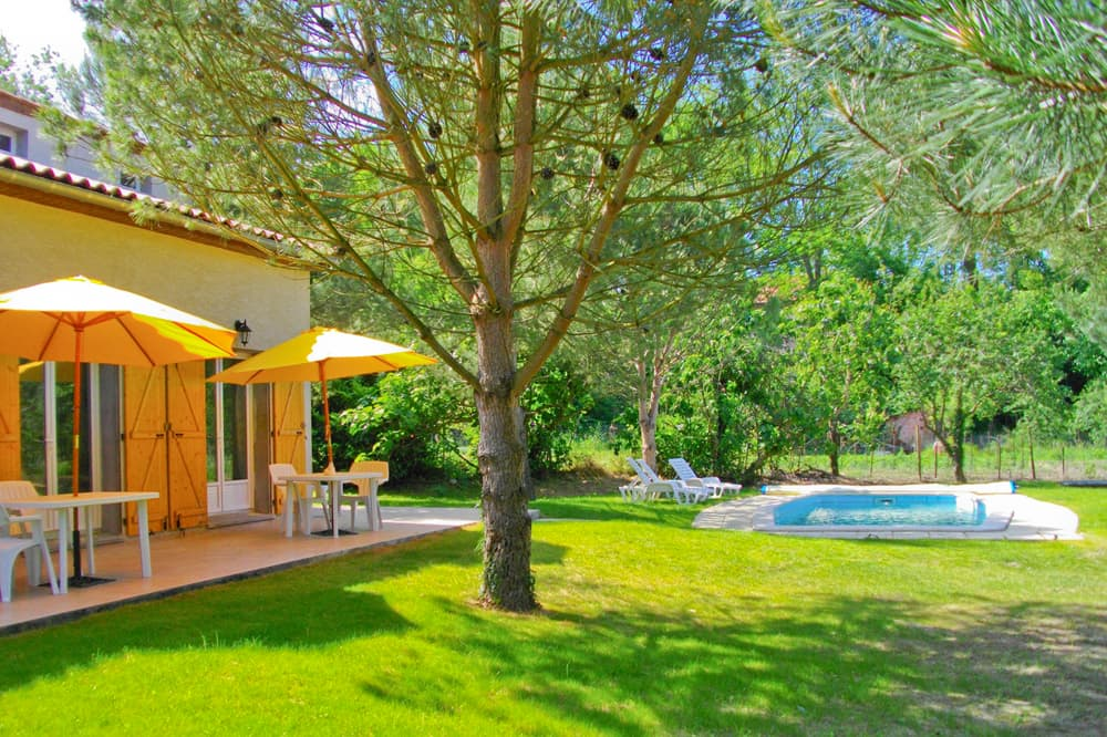 Hoiday villa in Languedoc with private pool