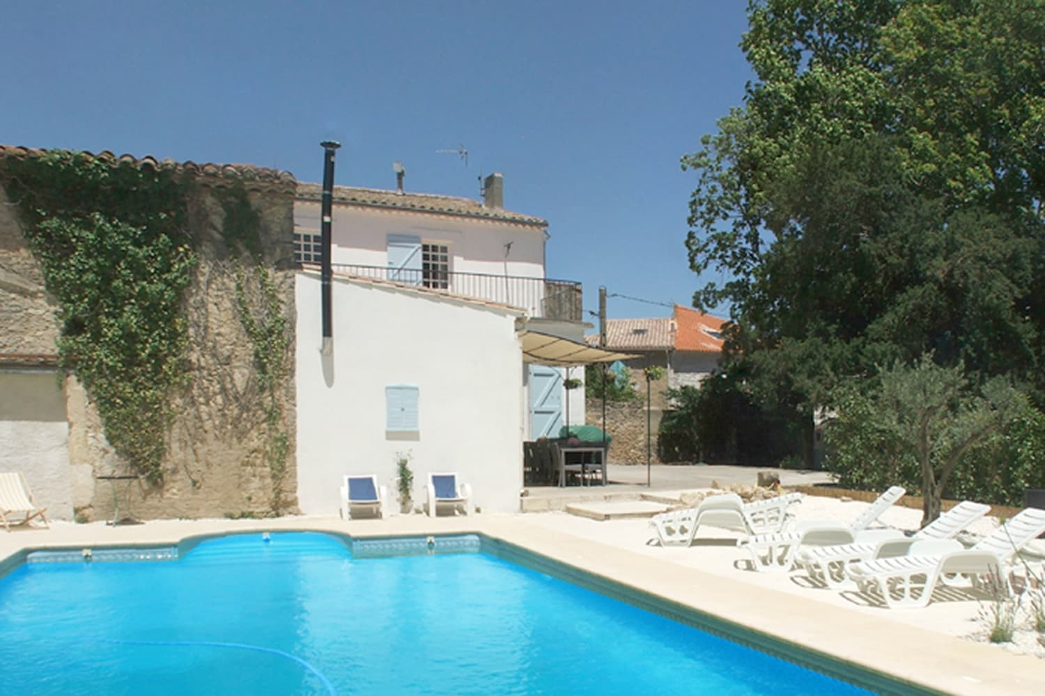 Vacation home in Languedoc