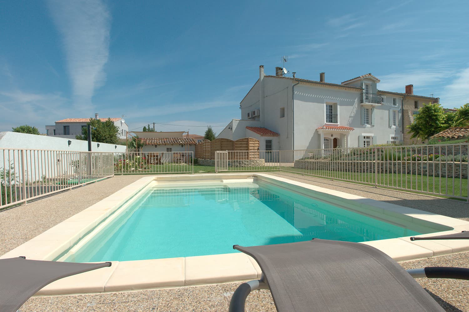 Holiday in Occitanie with private, heated pool