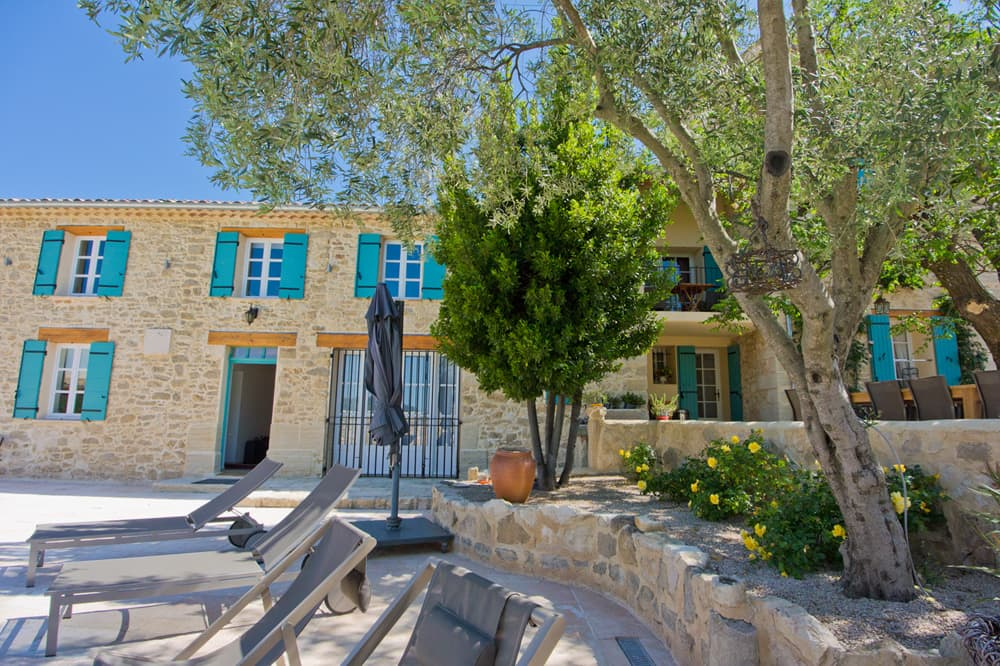 Provence rental accommodation