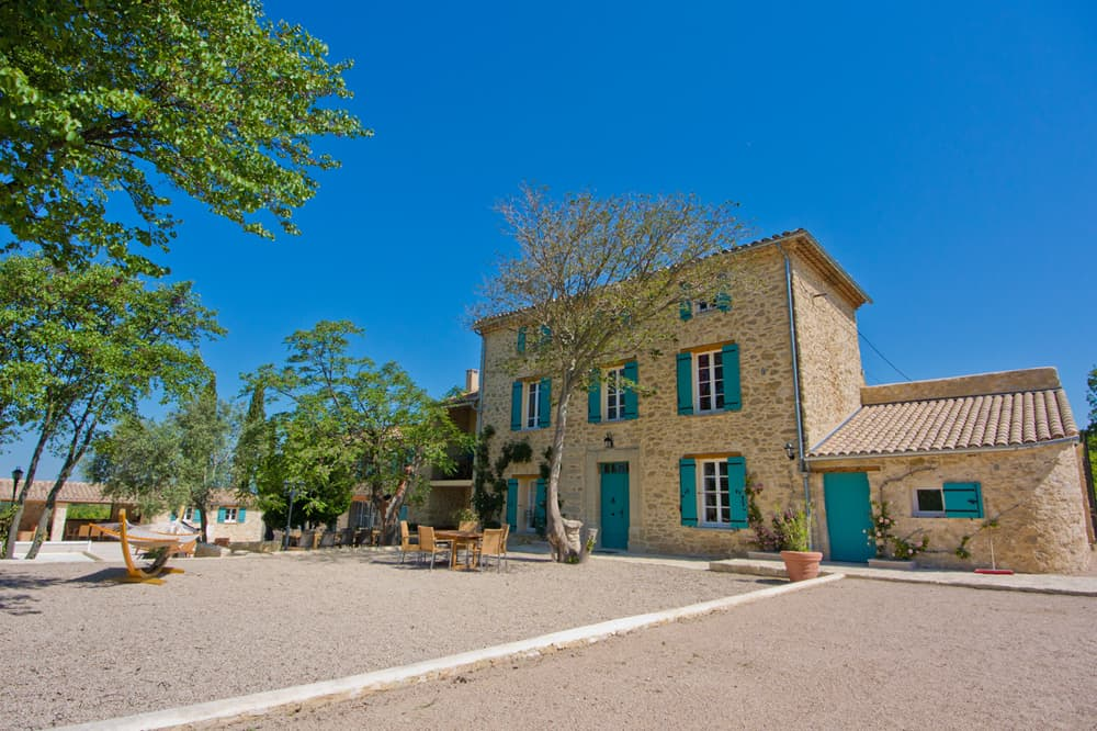 Rental accommodation in Provence