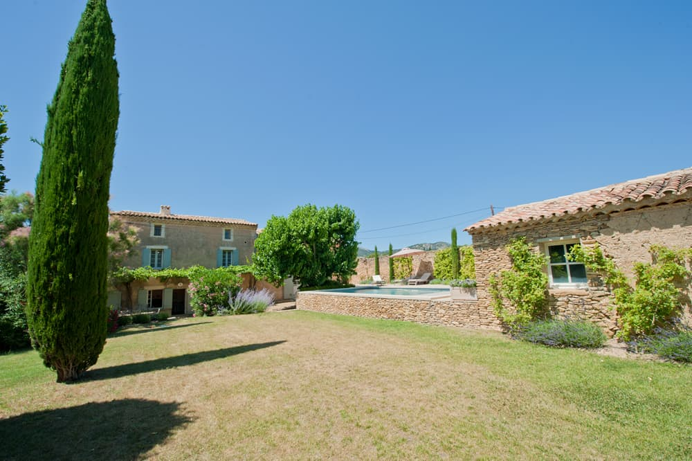 Self-catering home in Provence