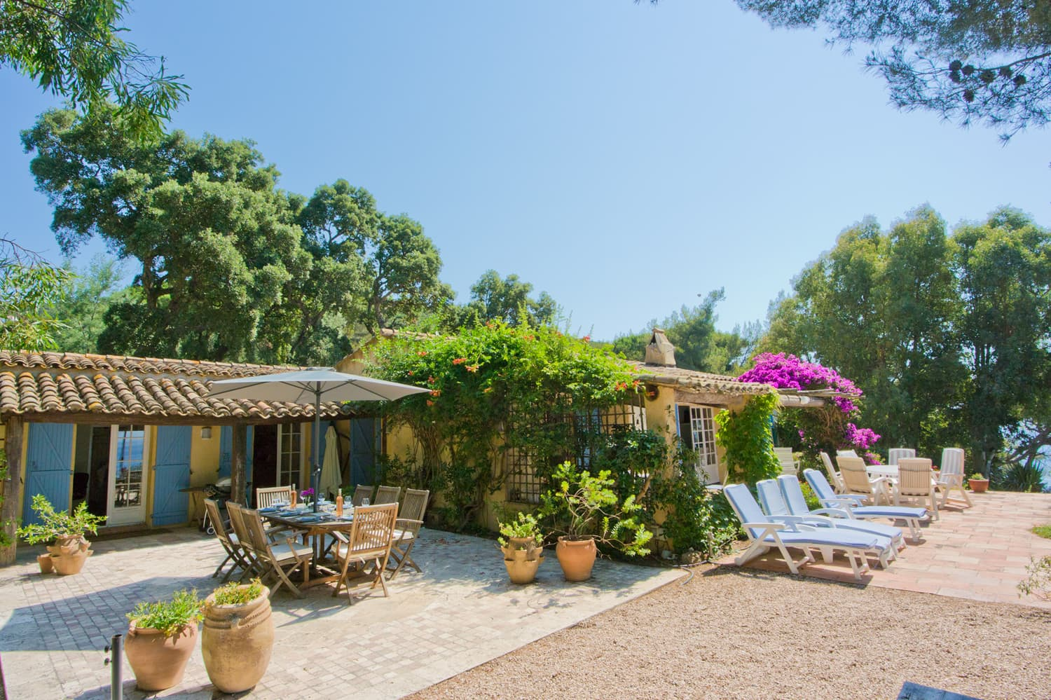 Holiday accommodation in Provence