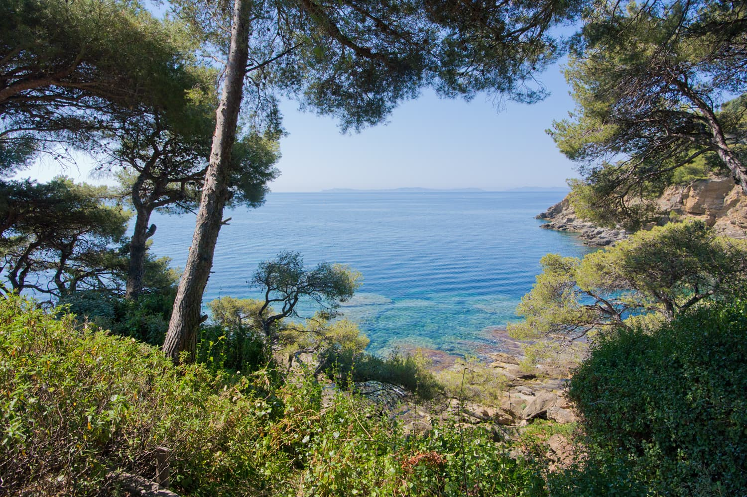 Mediterranean Sea views