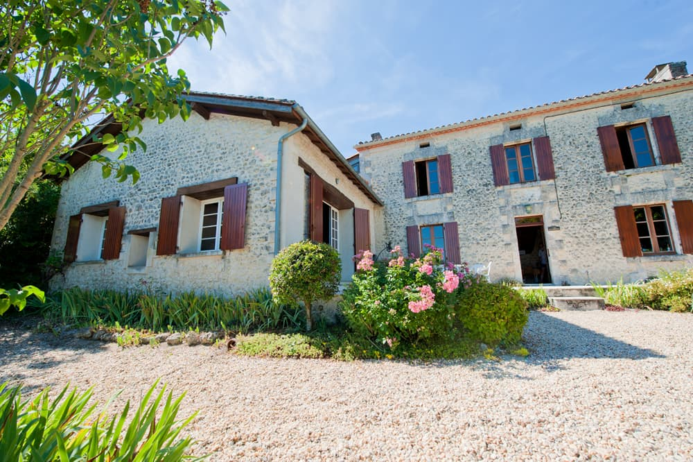 Self-catering home in South West France