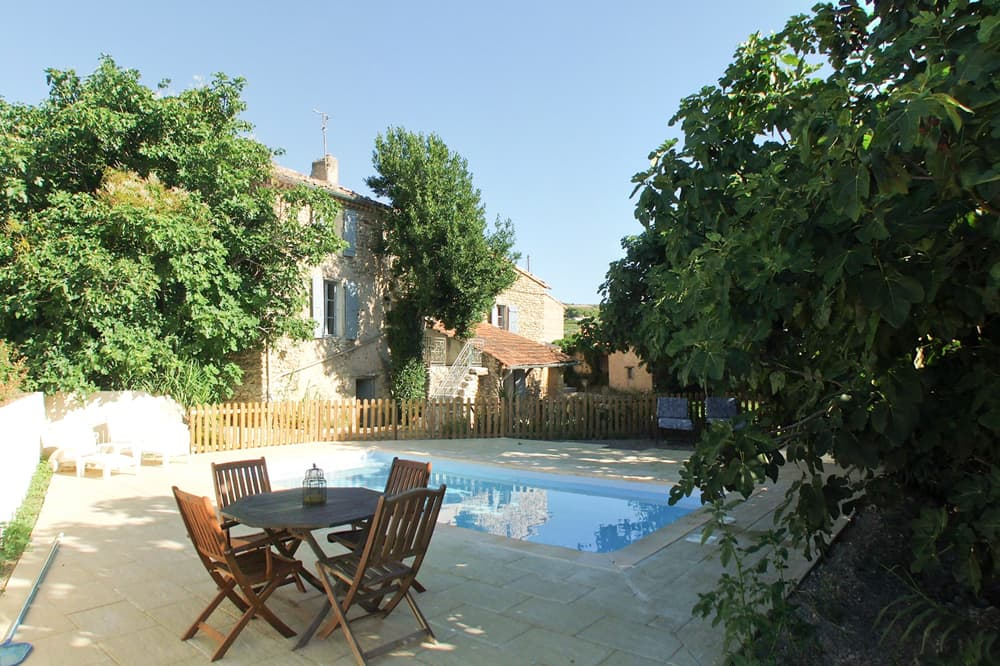 Holiday accommodation in Provence with private pool