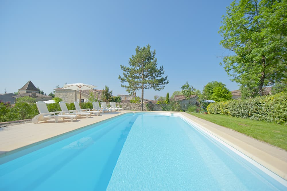 Holiday accommodation in South West France with private pool