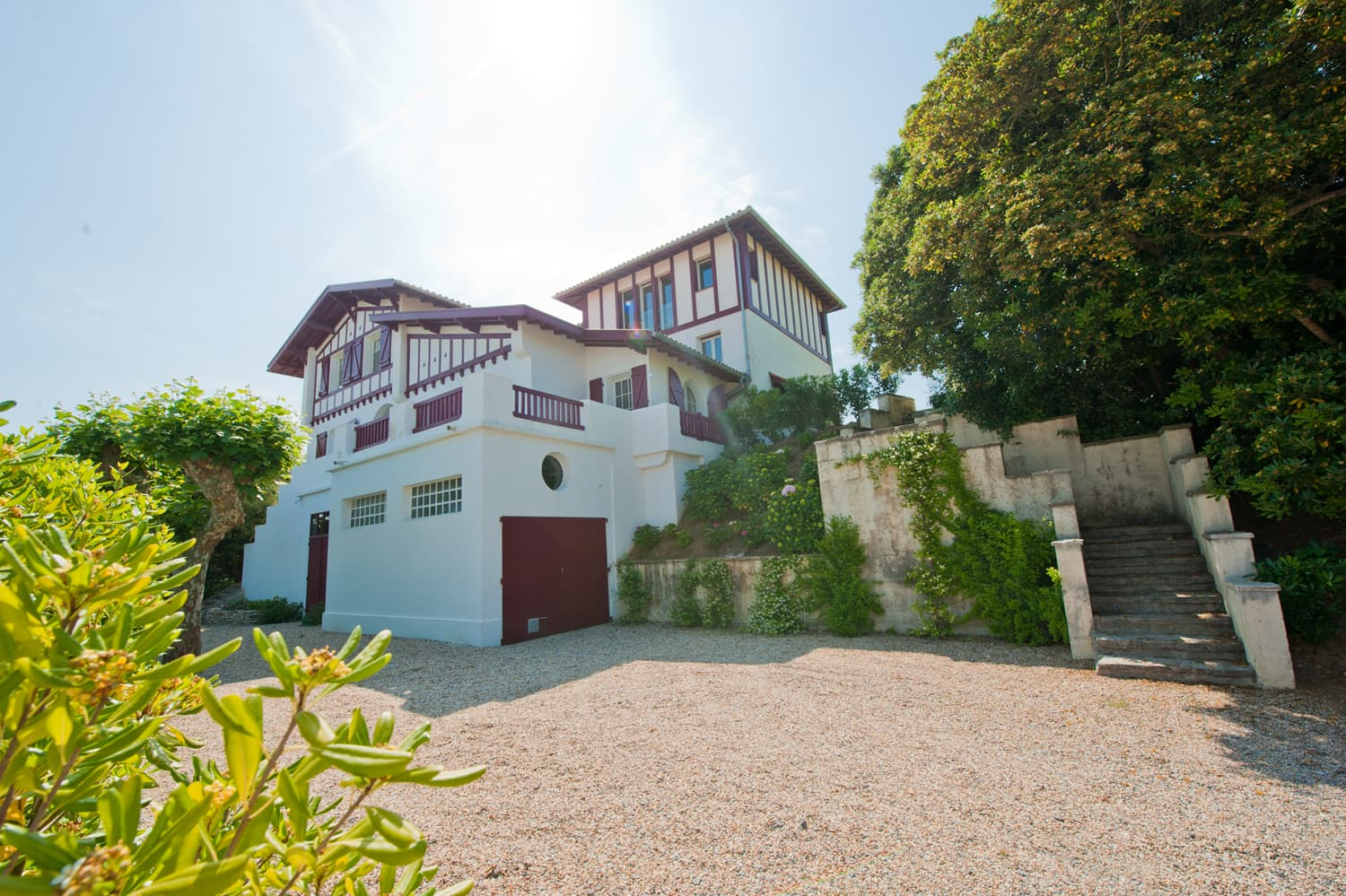 Holiday villa in Biarritz