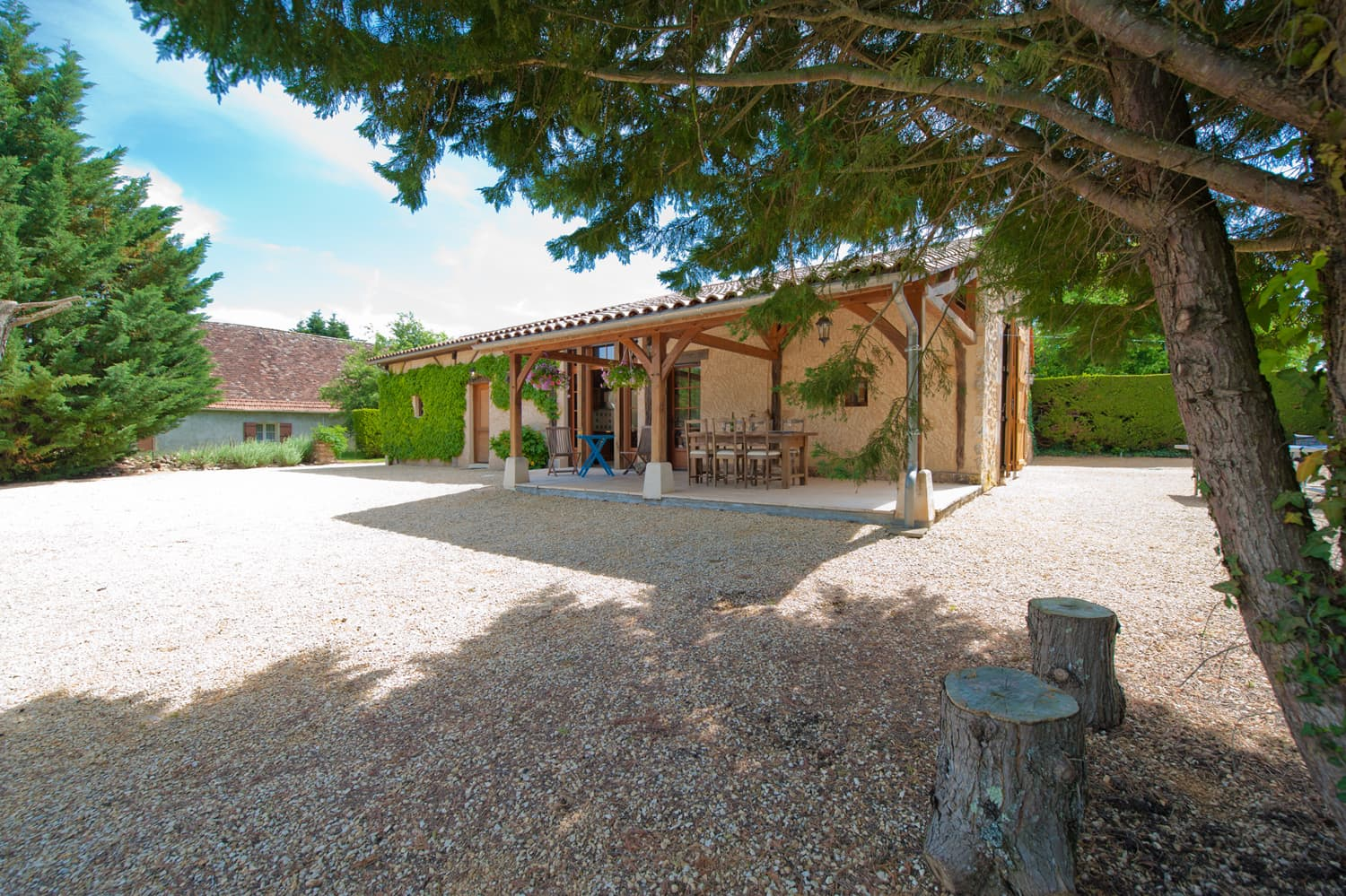 Holiday villa in Dordogne