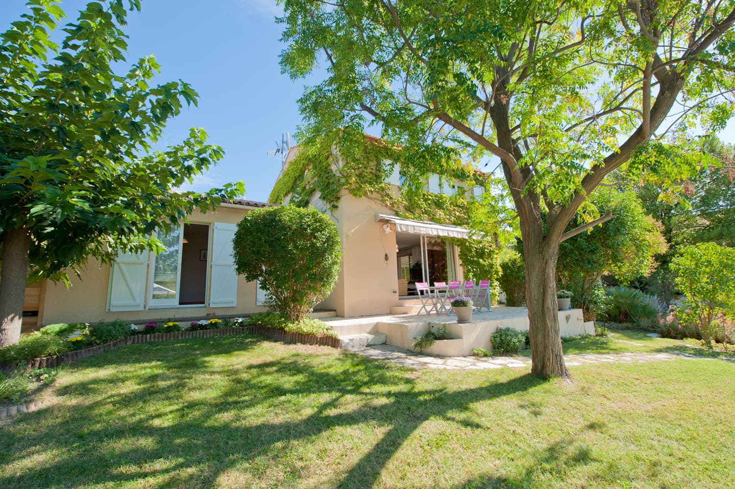 Holiday villa in Languedoc