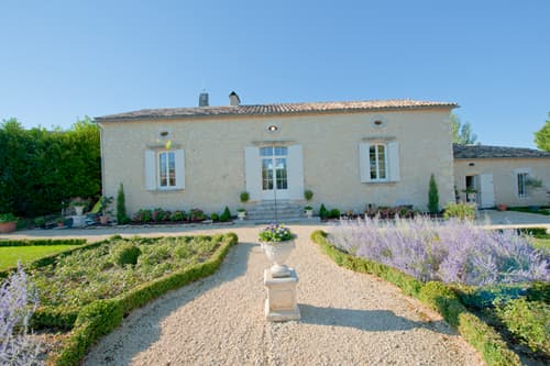 Rental home in Dordogne