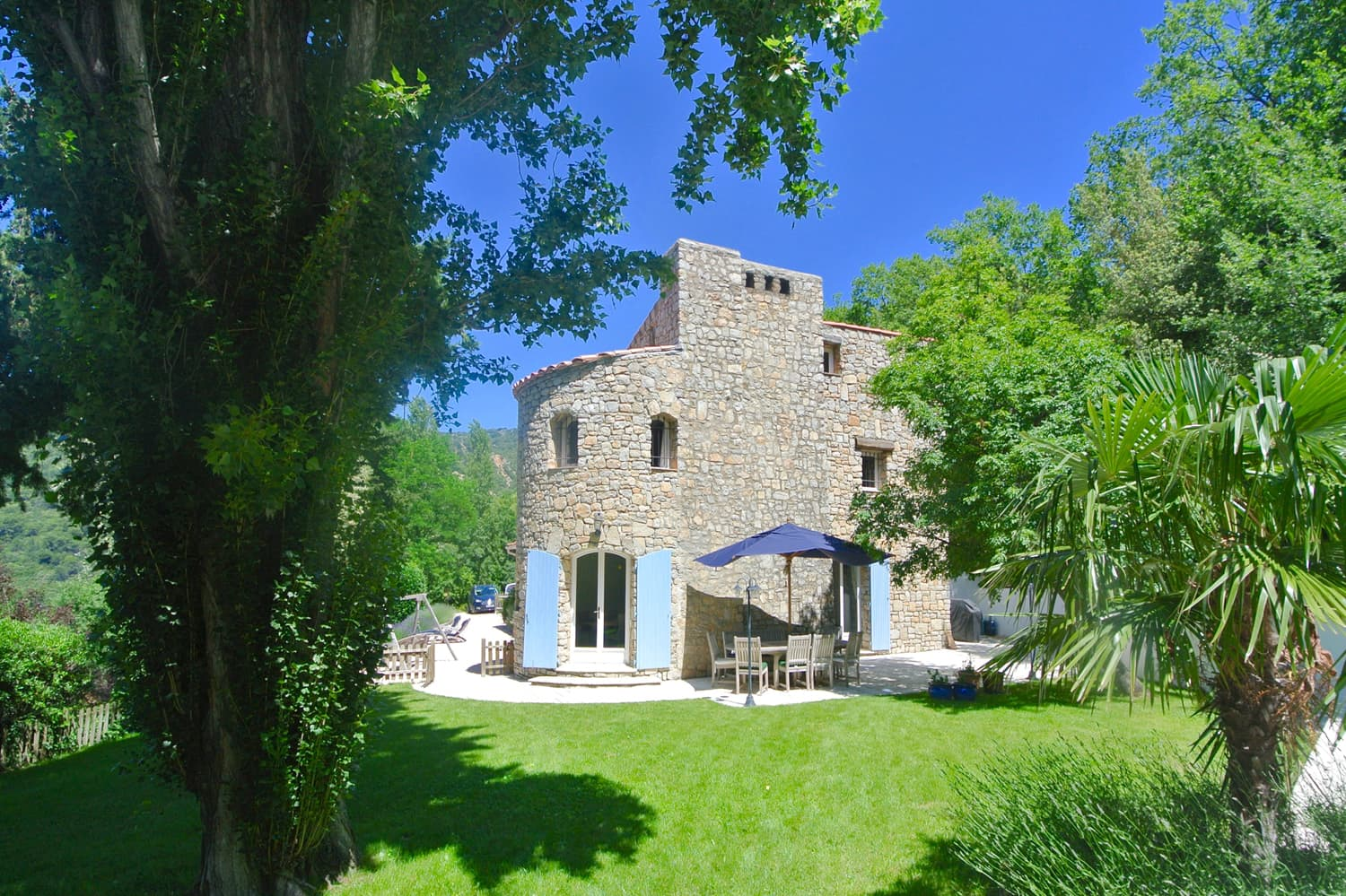 Self-catering accommodation in Provence