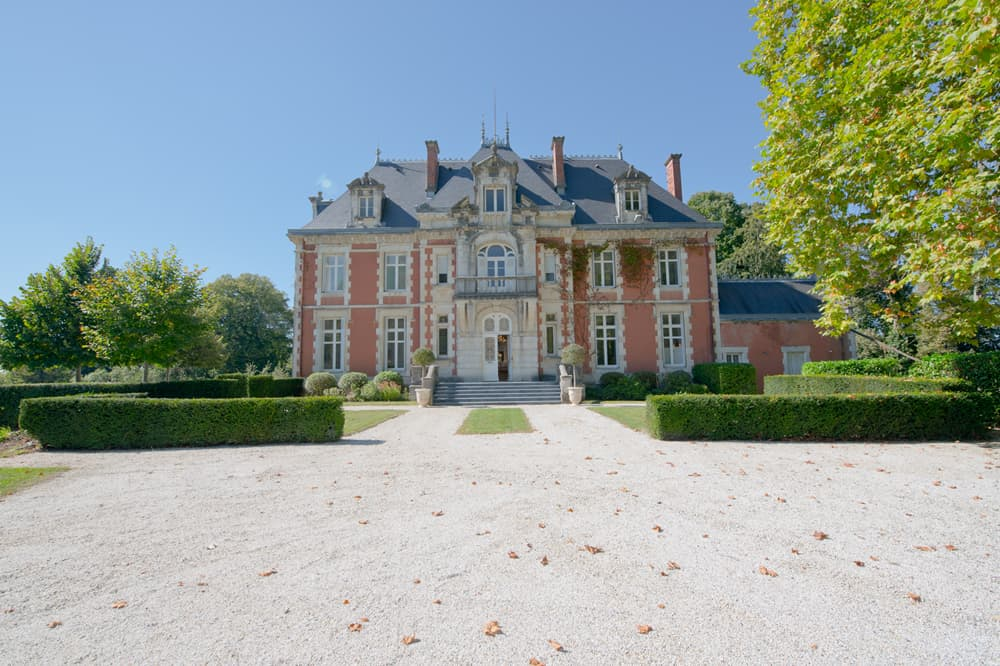 Holiday château in South West France