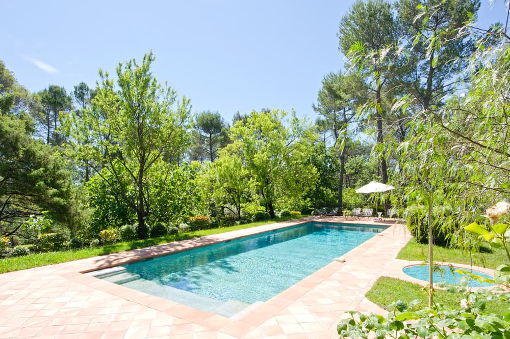 Provence private pool and jacuzzi