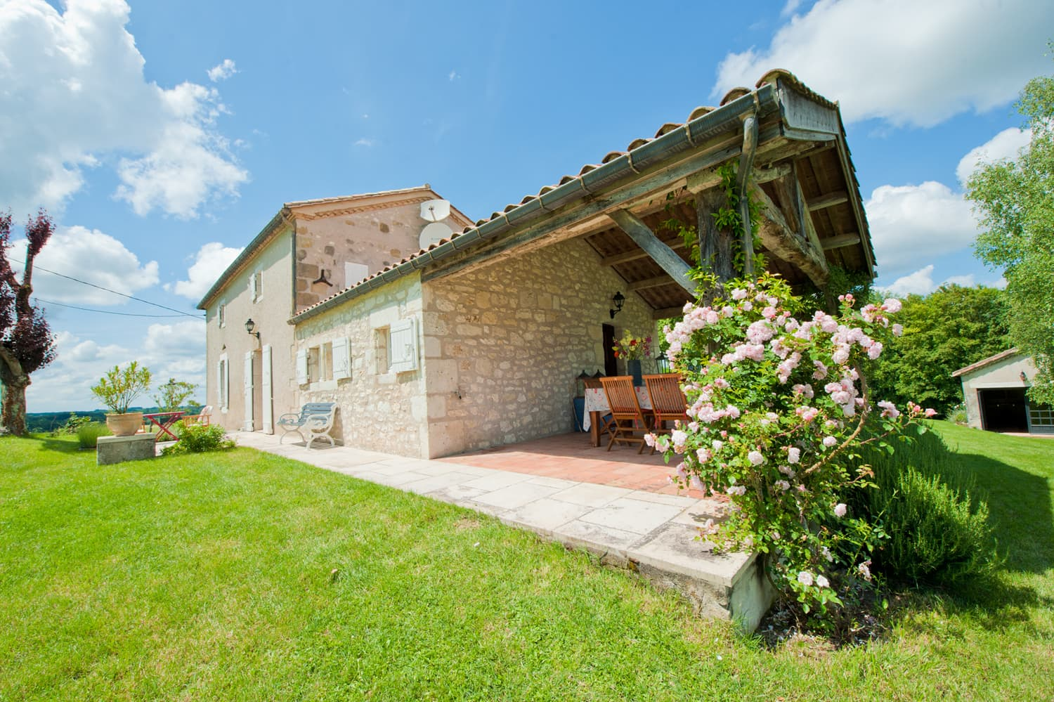 Rental accommodation in Lot-et-Garonne