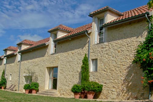 Self-catering accommodation in Dordogne