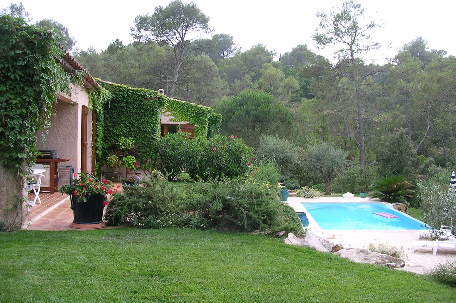 Vacation villa in Provence with private pool