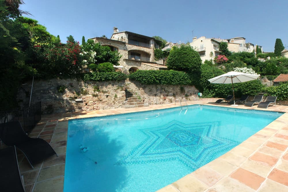 Vacation home with private pool in Provence, Côte d'Azur