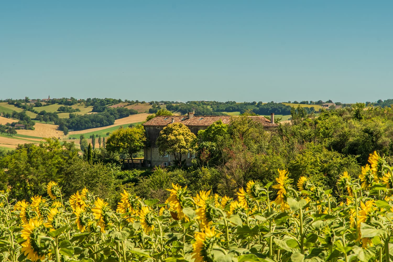 Holiday accommodation in Teyssode, Occitanie