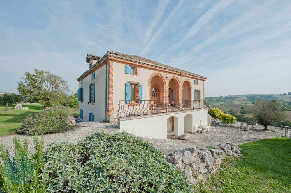 Rental home in South West France