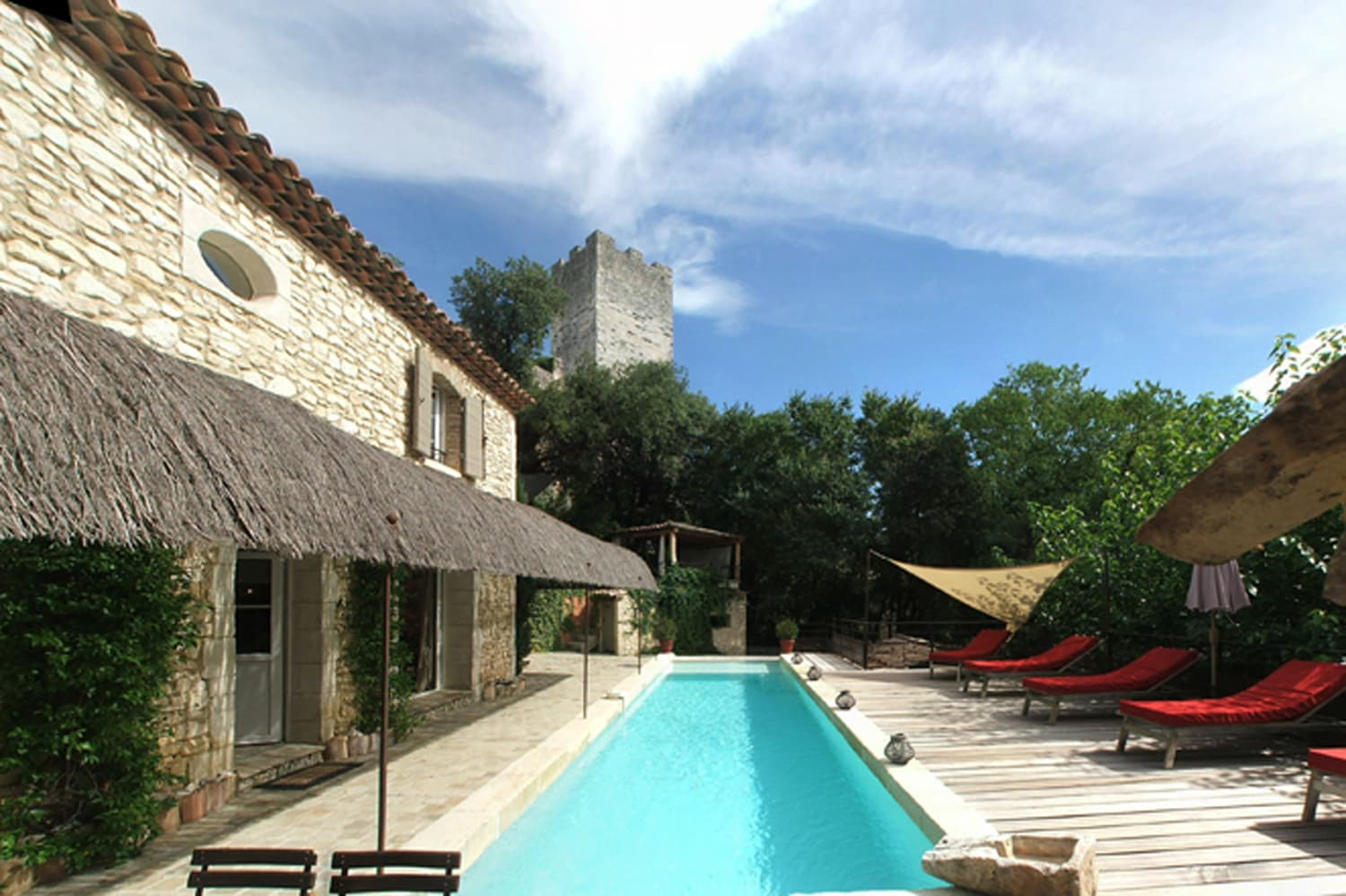 Holiday home in Languedoc with private, heated pool