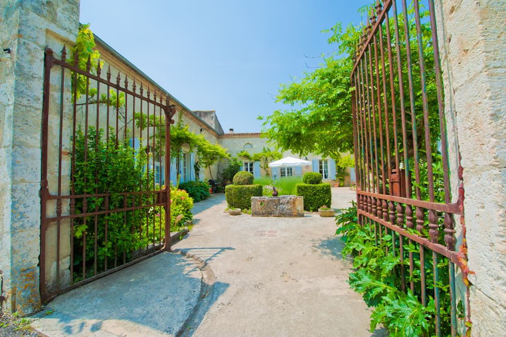 Rental accommodation in South West France