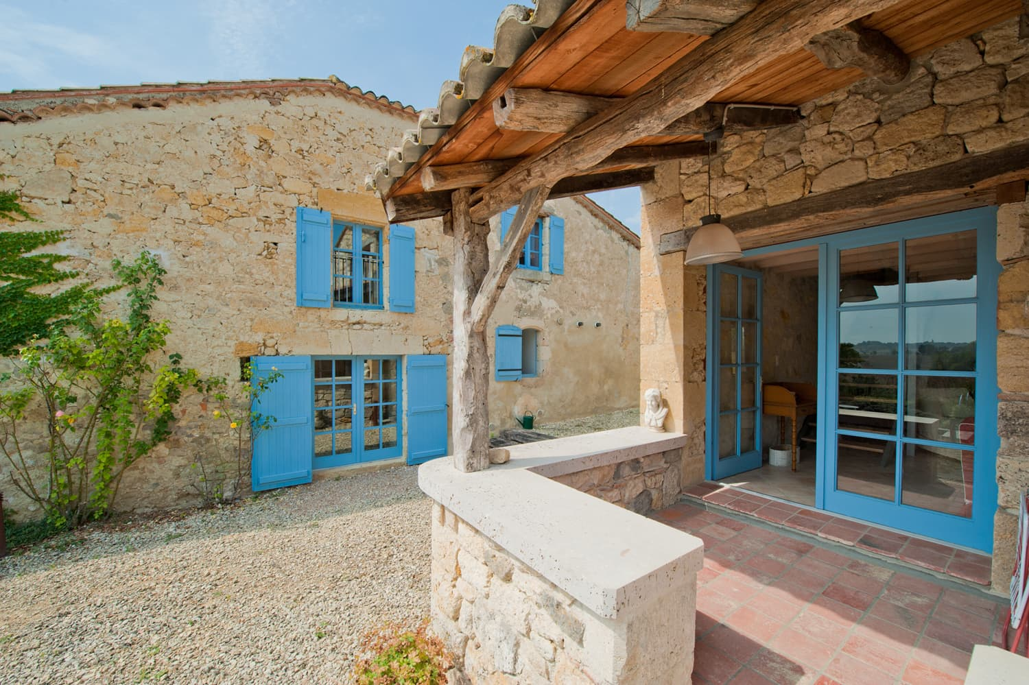 Holiday accommodation in South West France