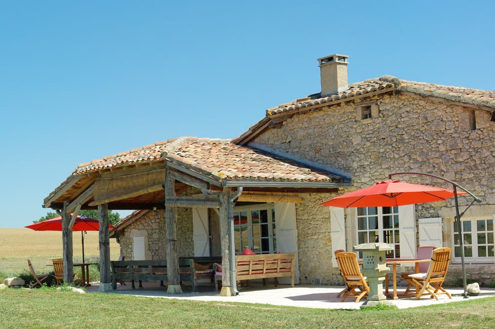 Holiday home in South West France
