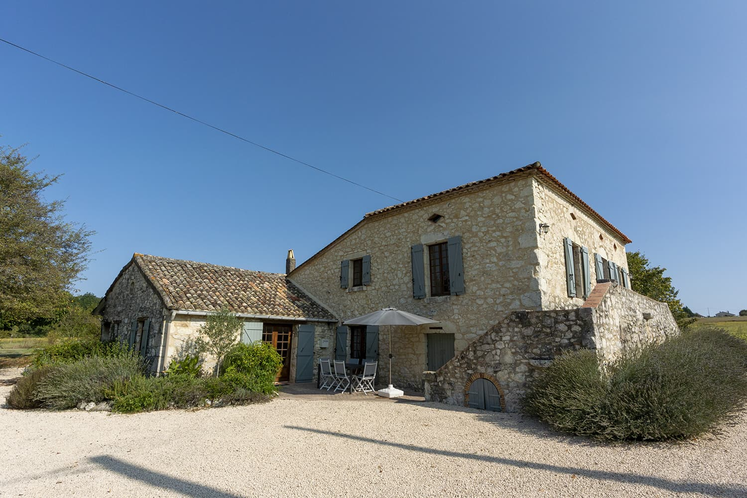 Holiday accommodation in Saint-Eutrope-de-Born